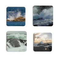 Coaster Set - Wild West Coast - [product_type - Aqua Terre Artisans - Aqua Terre Artisans