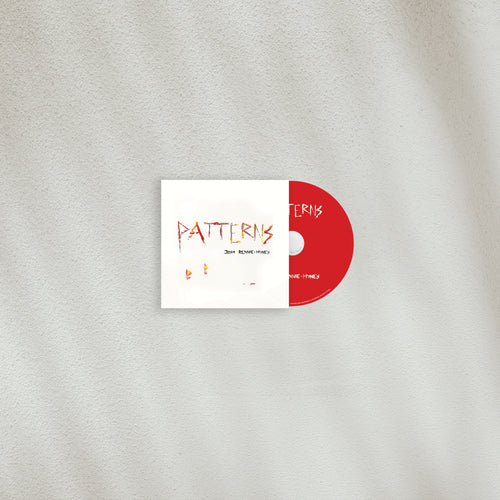 Autographed 'Patterns' CD