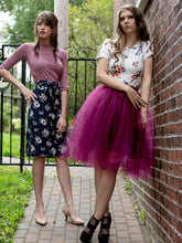 Carrie's Classic ; Tulle Skirt/Custom size & Color