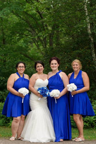 Sapphire Convertible Dress/Custom Size/Maternity & Plus Size included