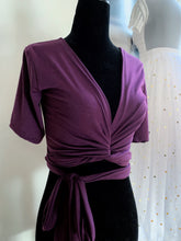 Wrap Top : Custom color