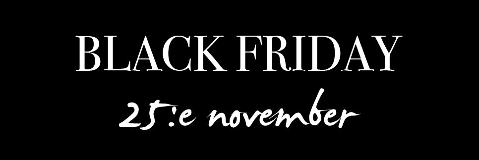 BLACK FRIDAY 25:e november Love Milk
