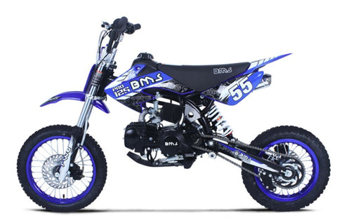 BMS Pro 125 Dirt Bike 125cc - Family Powersport