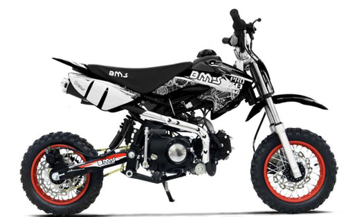 BMS Pro 70 Dirt Bike 70cc - Family Powersport