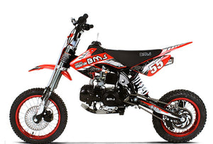 BMS Pro Premium 125 Dirt Bike 125cc - Family Powersport