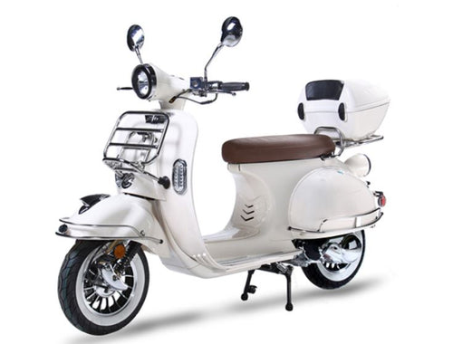 BEST SELLER 2020 Vintage150 Scooter 150cc Chelsea - Family Powersport