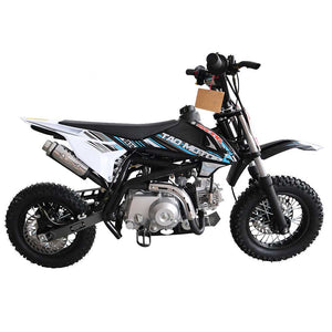 Tao DB20 Kid's Dirtbike 107cc - Family Powersport