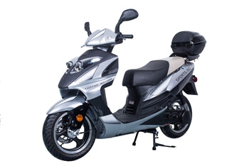 Galaxy DELUXE 150 Eagle Scooter - Family Powersport