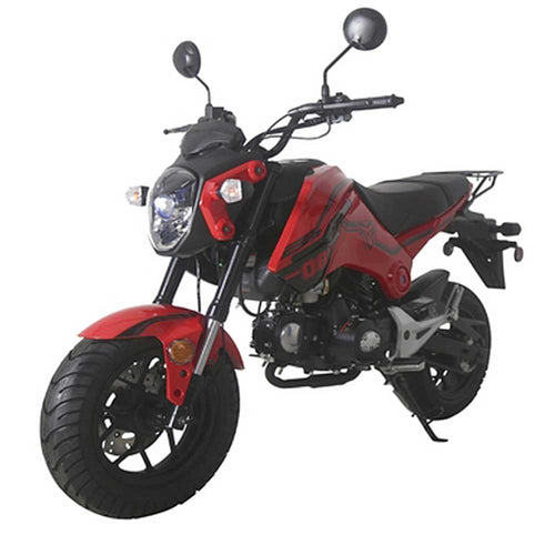 Tao HellCat 125 Motorcycle - Family Powersport