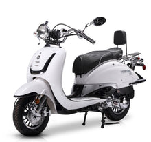 Load image into Gallery viewer, BEST SELLER 2020 Vintage150 1 Tone Scooter 150cc Heritage - Family Powersport