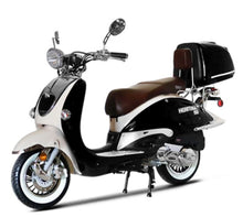 Load image into Gallery viewer, BEST SELLER 2020 Vintage150 2 Tone Scooter 150cc Heritage - Family Powersport