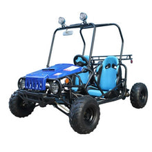 Load image into Gallery viewer, Jeep Auto T125 Deluxe 2 Seat Go Kart (Youth) - Family Powersport