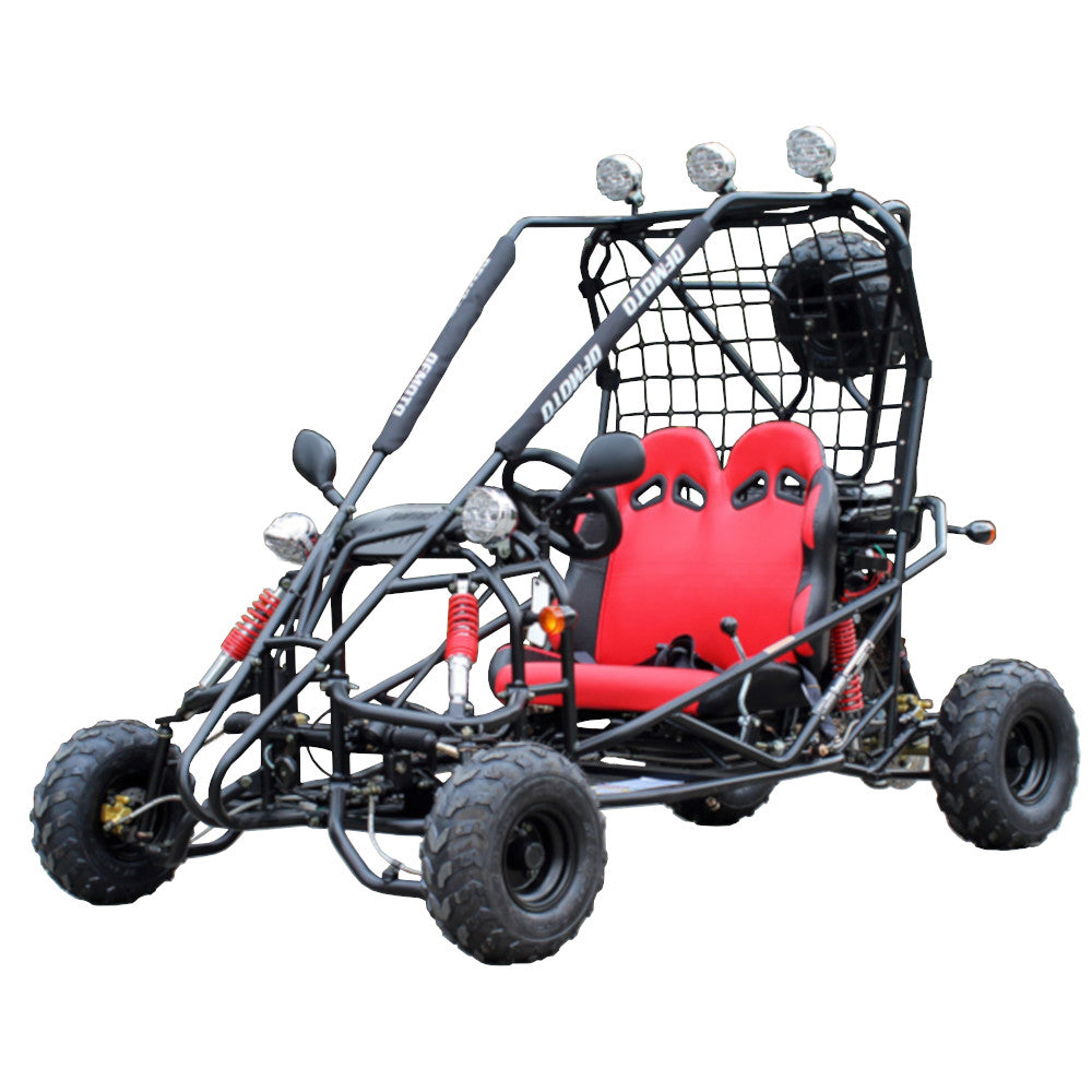 Vitacci Mini Jaguar 125cc GoKart - Family Powersport