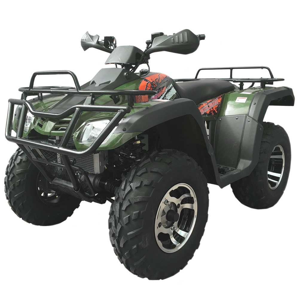 Monster 300 ATV (Adult) - Family Powersport