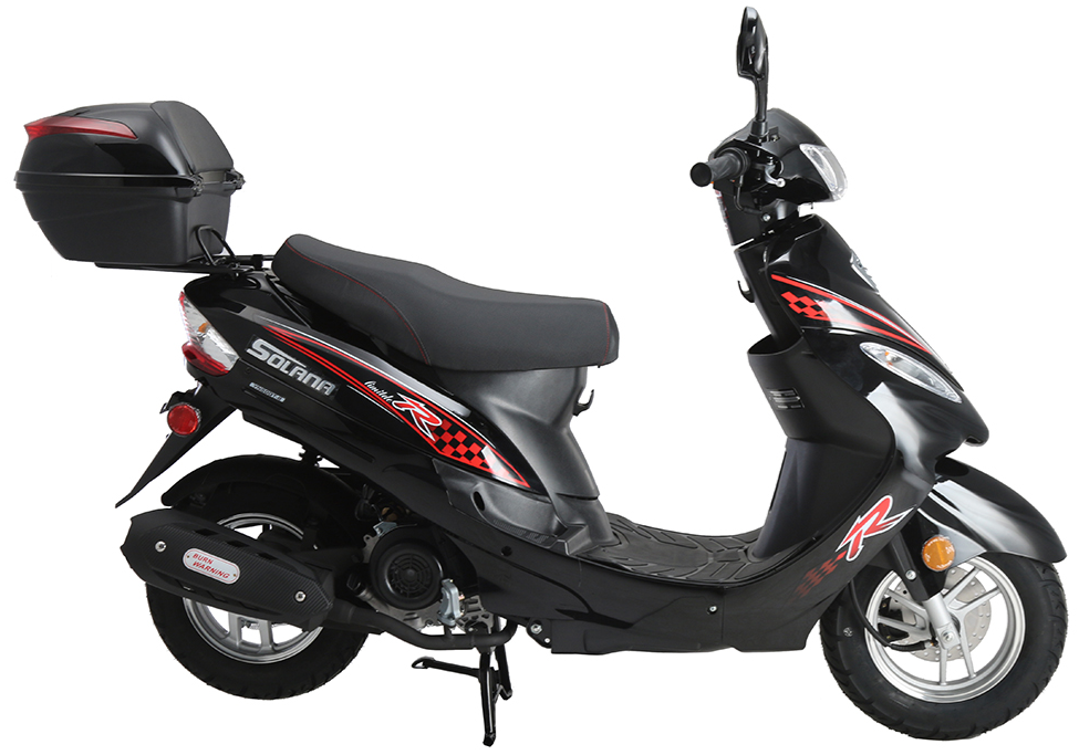2021 Solana 49cc Scooter - Family Powersport