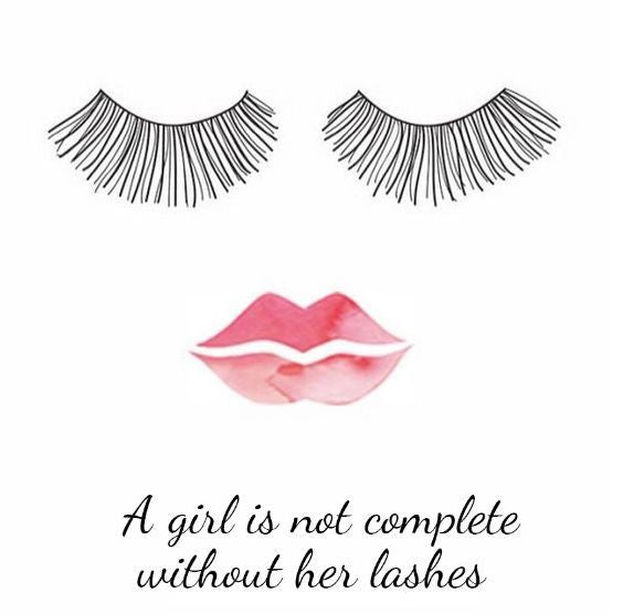 Your Best Eyelashes