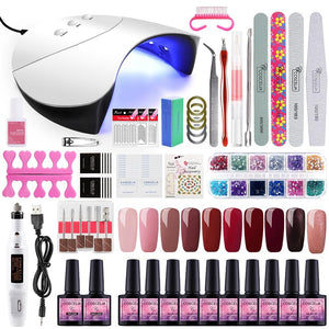 manicure nail kit / nail care