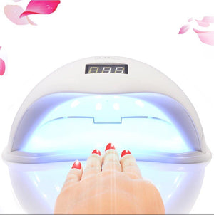 48W UV LED Auto Sensor Nail Lamp Dryer