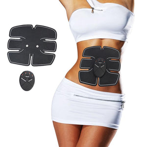 Body Slimming Shaper Machine - TENS Electric Muscle Stimulator Massager