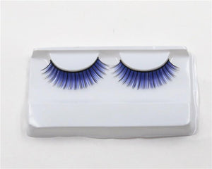 Blue Fashion Lashes