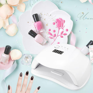 54W SunX UV LED Nail Lamp Dryer