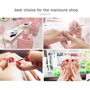 **DEAL** 120W Lamp For Manicure Gel Nail Lamp for All Gels Polish UV LED Lamp For Nails Dryer