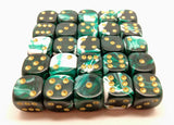 12mm Marble Dice Packs of 25