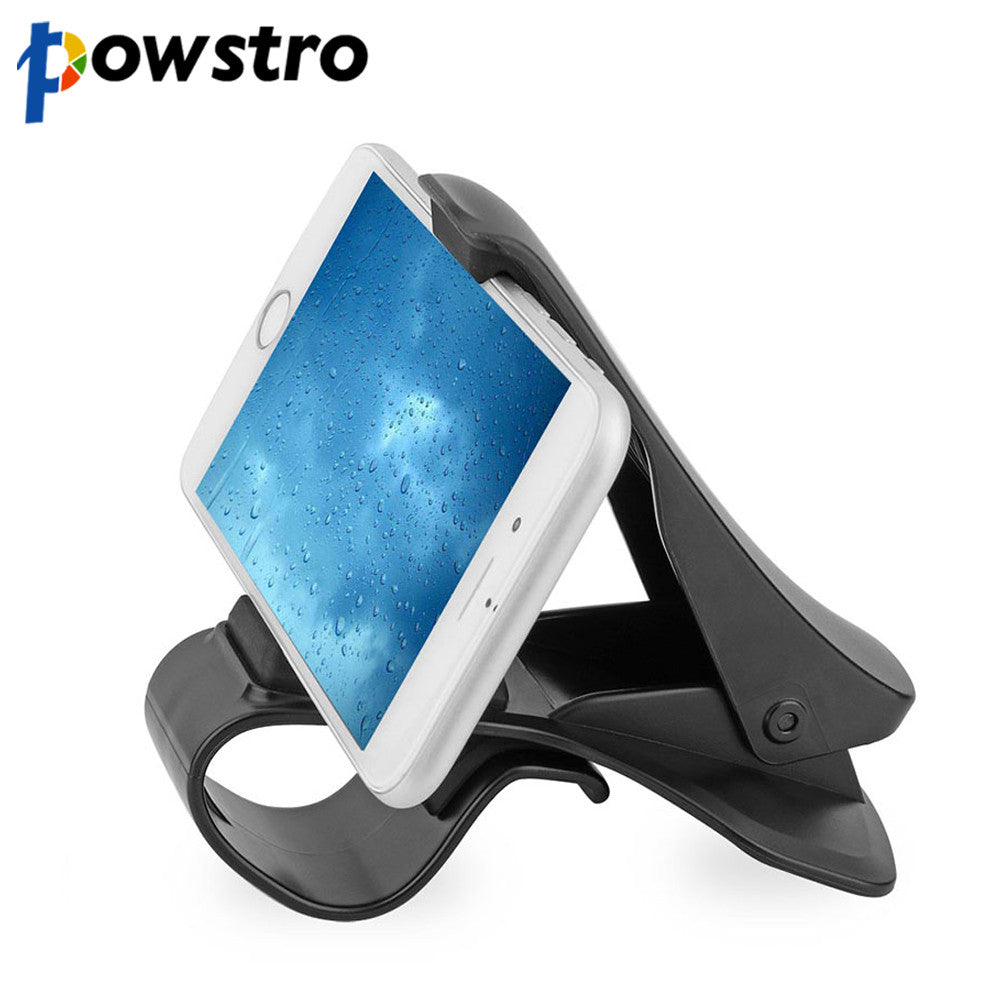 oUniversal phone stand GPS holder  Car Dashboard Cell Phone Holder HUD Design Bracket For iphone sumung GPS smartphone