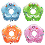 Swimming Baby Accessories Neck Ring Tube Safety Infant Float Circle for Bathing Inflatable