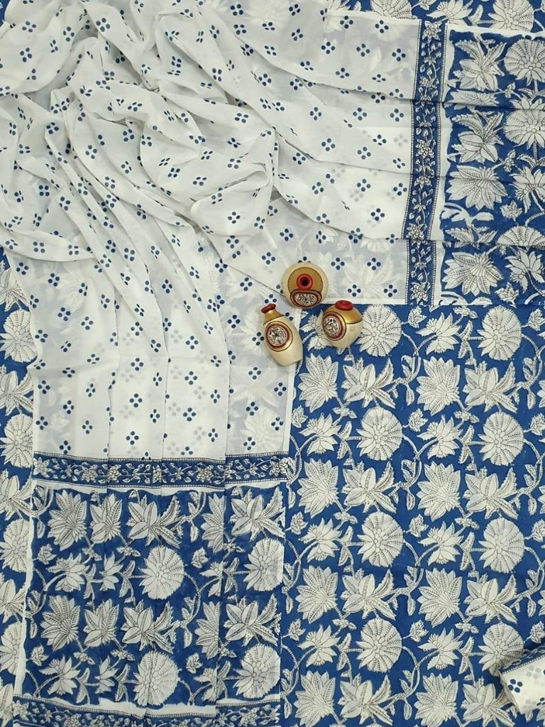 Juhi Cotton Suit