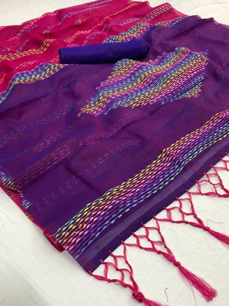 Queen Silk Sarees