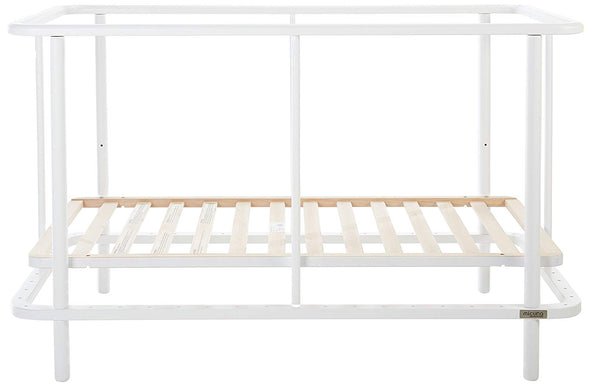 Micuna Life Full Size Crib - White
