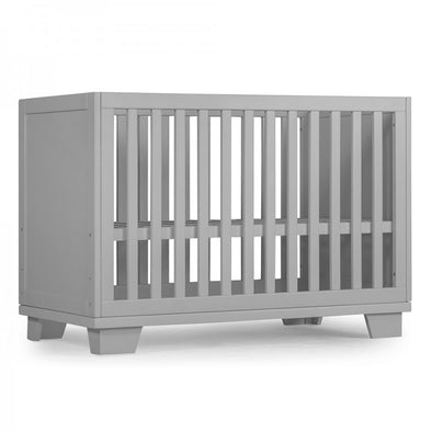 P'kolino Nesto Convertible Crib - Grey