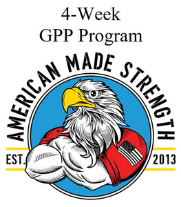 4-Week GPP Program