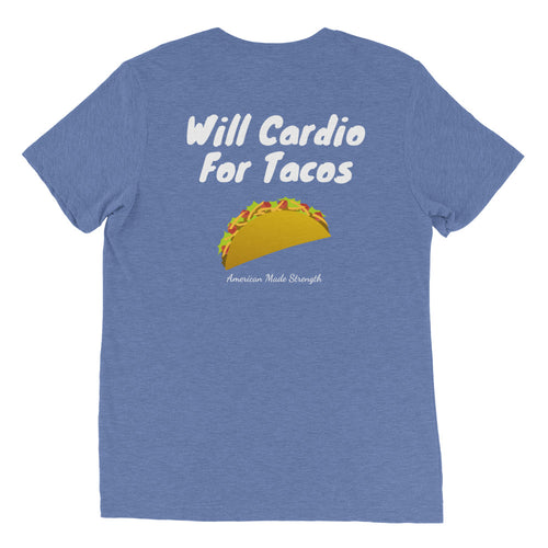 Will Cardio For Tacos Mens