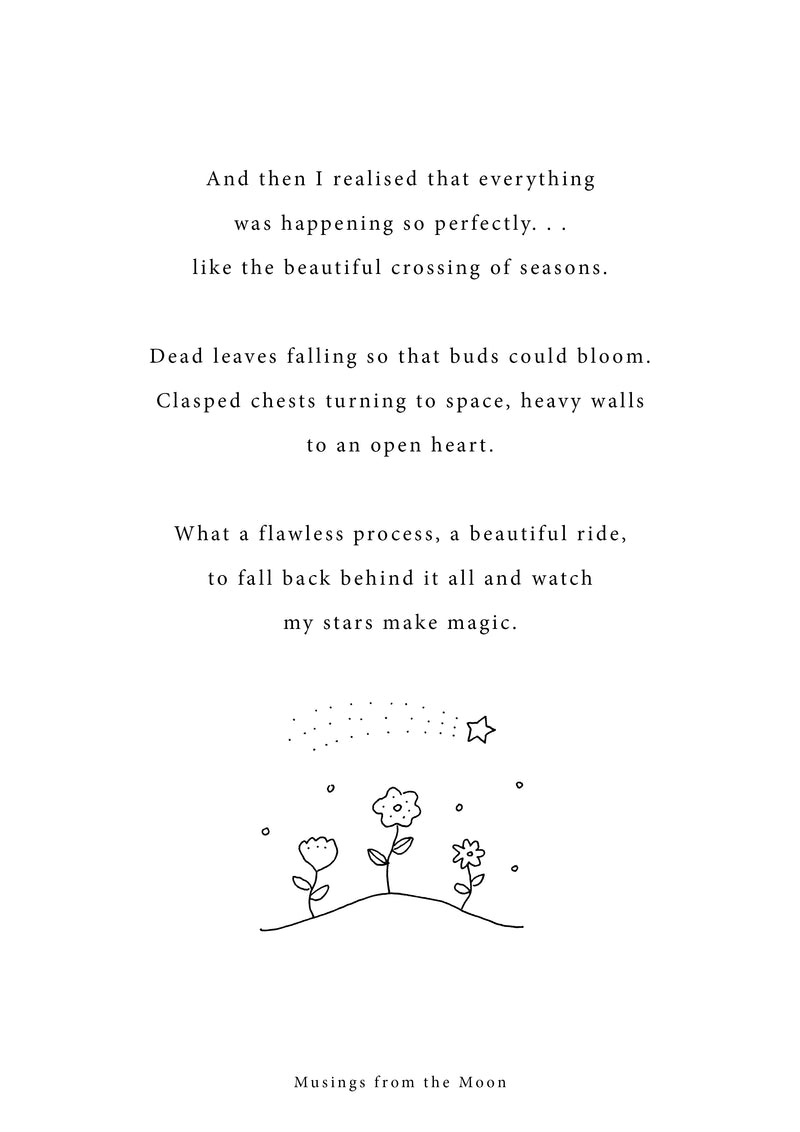 'Musings from the Moon' Book of Prose