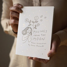 Load image into Gallery viewer, 'Musings from the Moon' Book