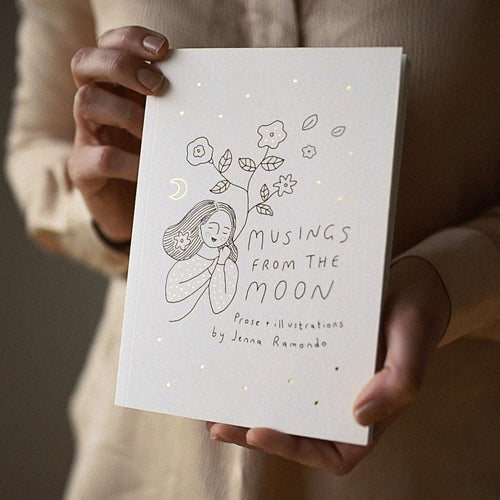 'Musings from the Moon' Book