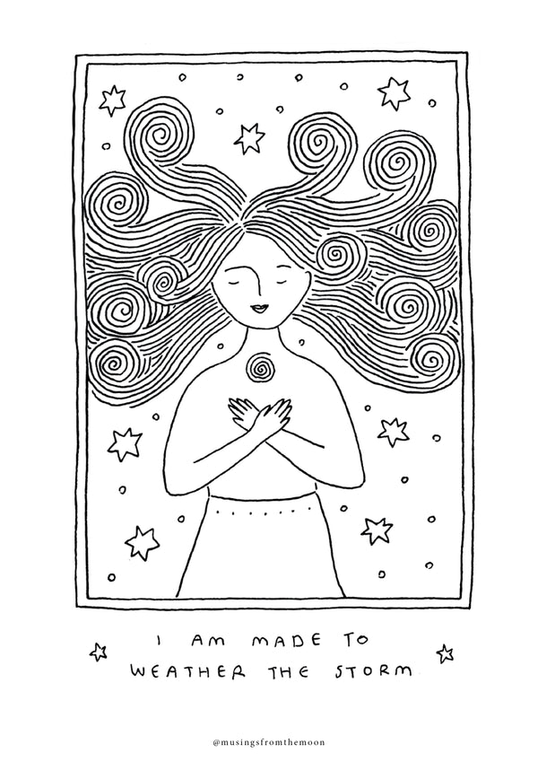 Send an AFFIRMATION ♡