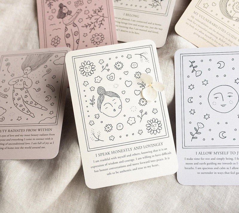 ☆ NEW Self-Love Affirmation Cards