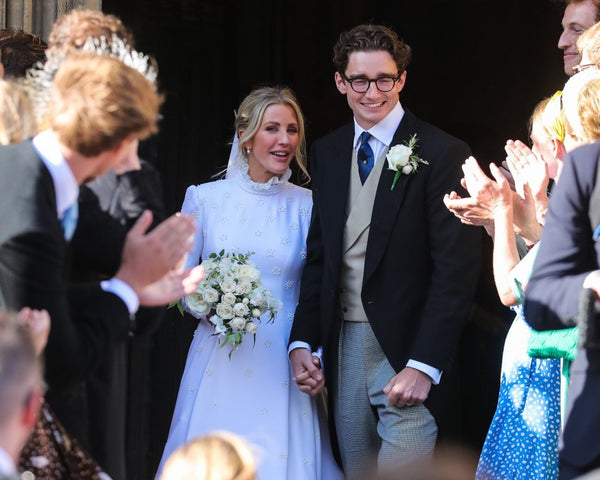 Inside Ellie Goulding's FOUR Dress Changes At Her Royal-Style Wedding… But Could She Have Worn Just ONE?