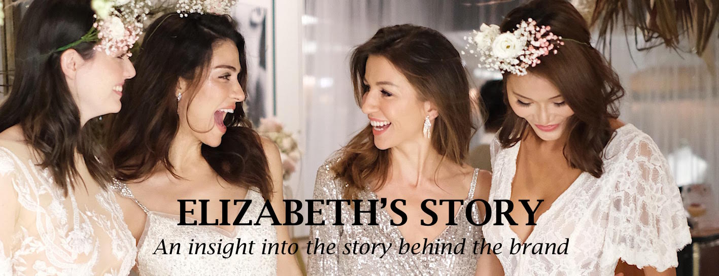 The story behind Elizabeth Grace Couture