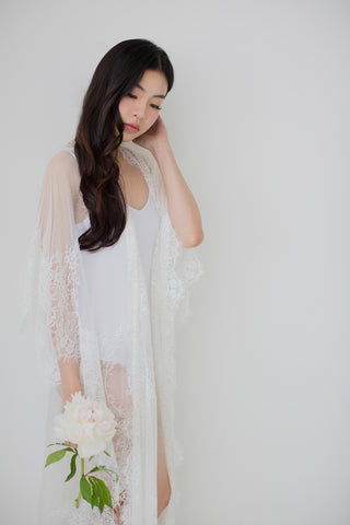 Bells & Birds bridal lingerie and nightwear now stocked in Elizabeth Grace Couture