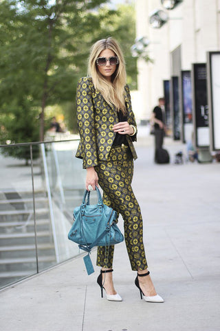 Elizabeth Grace Couture blog on tailored suits