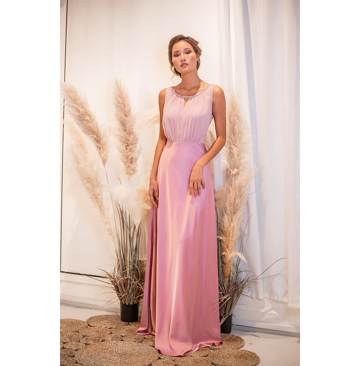 """Ava"" Evening Dress - Elizabeth Grace Couture"