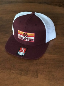 *NEW* Maroon FB Patch
