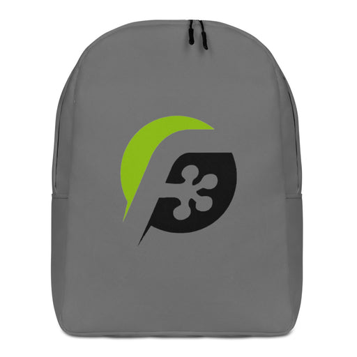 "FrogDaddy Backpack - ""Gray"""