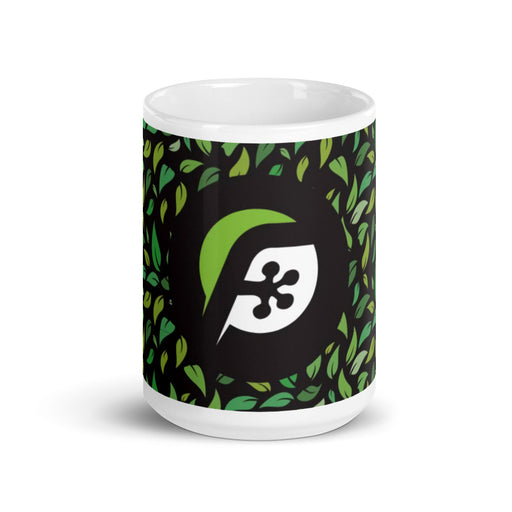 FrogDaddy Forest Mug