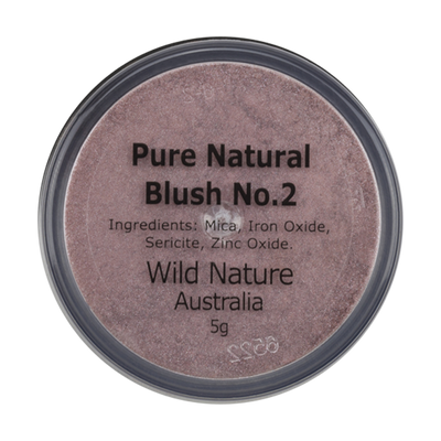 Blush No 2 Sheer Pink  (5g)