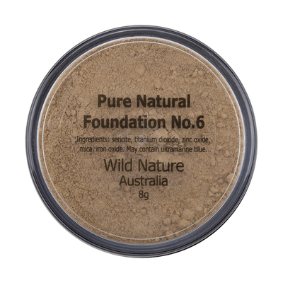 MEDIUM - DARK Foundation No. 6 (8g)